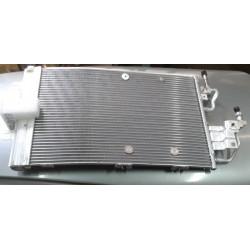 Skraplacz, chłodnica klimatyzacji ASTRA H/ZAFIRA B (1.7,1.9,2.0)