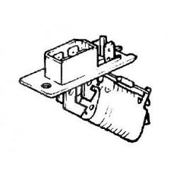 Opornik, rezystor sterowania wentylatora ASTRA F do 1994