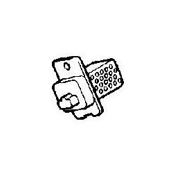 Opornik, rezystor sterowania wentylatora AGILA A