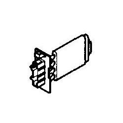 Opornik, rezystor sterowania wentylatora CORSA B/TIGRA A (klima)