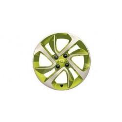 Felga aluminiowa 16'' Boomerang – diamentowy szlif, Greenspotting