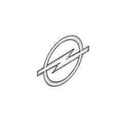 Znak ''OPEL'' na tył TIGRA A