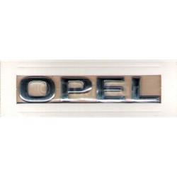 Napis ''OPEL'' na tył CORSA C/MERIVA A/AGILA A