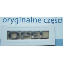 Napis ''OPEL'' na tył Corsa D, Signum, Vectra C po 2006 roku.
