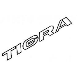 Napis ''TIGRA'' na tył TIGRA B