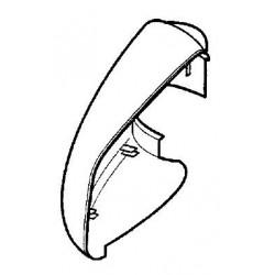 Obudowa lusterka lewa do lakieru Omega B po lifcie