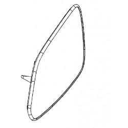 Szkło lusterka prawego elektrochromatyczne Antara
