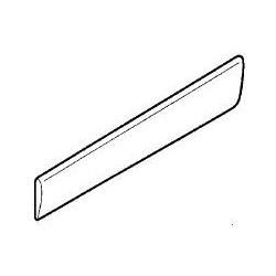Nakładka ochronna drzwi przesuwnych prawych VIVARO (czarna)