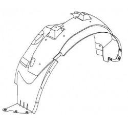 Nadkole przednie lewe ANTARA (A24XE,A30XH,A22DM)