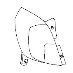 Lampa tylna lewa ANTARA (A24XE,A30XH,A22DM)