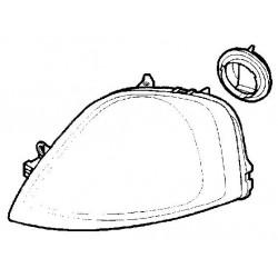 Reflektor lewy MOVANO A od 2004