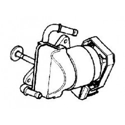 Zawór recyrkulacji spalin EGR Y20DTH/Y22DTR VECTRA C/ASTRA G/ZAFIRA A/SIGNUM/FRONTERA