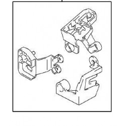 Zestaw naprawczy mocowań reflektora lewego Agila B