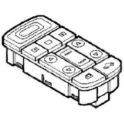 Przełącznik otwierania szyb przód i tył VECTRA C/SIGNUM do 2005
