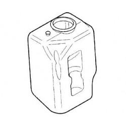 Zbiornik spryskiwacza CORSA C/TIGRA B