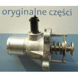Termostat z obudową silniki benzynowe 1.6 i 1.8 / Astra F, Astra G, Insignia, Meriva A, Signum, Vectra C, Zafira A B