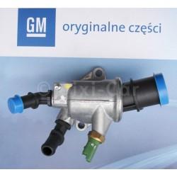Termostat z obudową, silniki wysokoprężne 1.9, Astra III, Signum