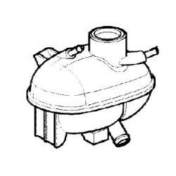 Zbiornik wyrównawczy płynu chłodzącego CORSA C/TIGRA B