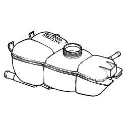 Zbiornik wyrównawczy płynu chłodzącego OMEGA B 2.5 bez wskaźnika