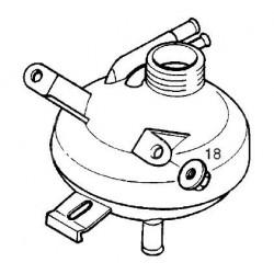 Zbiornik wyrównawczy płynu chłodzącego CORSA B/TIGRA A/COMBO