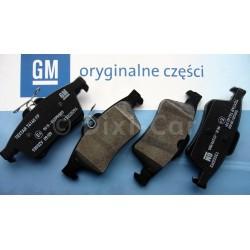 Klocki hamulcowe tylne VECTRA C/SIGNUM/Opel GT