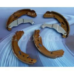 Szczęki hamulcowe tylne AGILA A