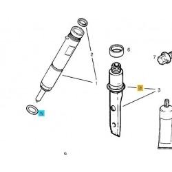 Uszczelka łożyska mechanizmu różnicowego, ASTRA, CORSA, AGILA A