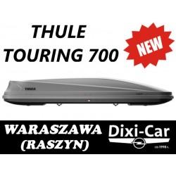BOX, boks Thule TOURING 700 Titan Aeroskin
