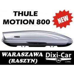 BOX, boks Thule MOTION 800 (Silver Glossy)