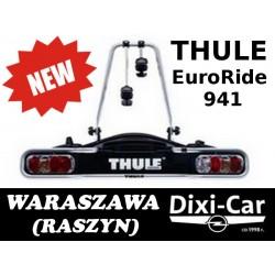 Uchwyt na rowery Thule EuroRide 941 (2 rowery)