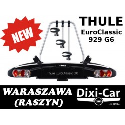 Uchwyt na rowery Thule EuroClassic G6 929 (3 rowery)