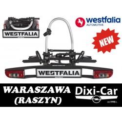 Bagażnik Rowerowy na hak WESTFALIA BC60 (2 rowery)
