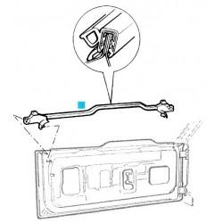 Uszczelka drzwi bagażnika GM 97144451 (Opel Frontera B)