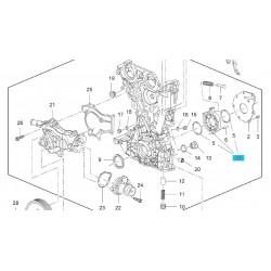 Zestaw naprawczy pompy oleju GM 55574770 (Opel Insignia, Mokka, Adam, Astra J, Zafira C, Corsa D, E, Meriva A,B)
