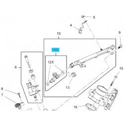 Wtryskiwacz paliwa GM 55565481 (Opel Ampera, Volt)