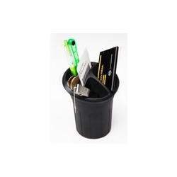 Pojemnik, uchwyt na kosmetyki (kubek) kolor czarny Jet Black GM13367857