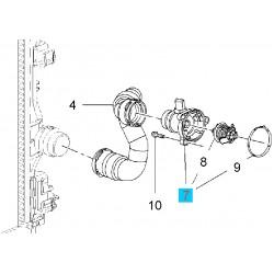 Termostat z obudową GM55593033 (Opel Adam, Astra J, Corsa D, Meriva B)