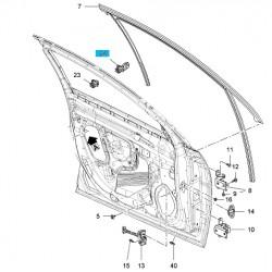 Wkład zamka drzwi z kluczykiem GM13279289 (Opel Insignia, Astra J, Corsa E, Adam, Mokka, Zafira C, Meriva B, Cascada, Ampera)