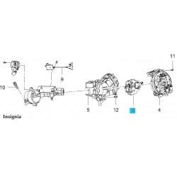 Czujnik kąta skrętu koła kierownicy GM25849366 (Opel Insignia, Ampera)