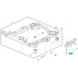 Śruba z łbem sześciokątnym M14x101.5 ramy silnika GM11570927 (Opel Insignia, Ampera)