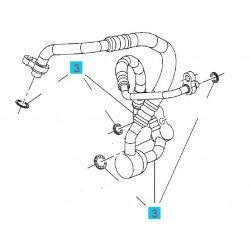 Przewód klimatyzacji od sprężarki do chłodnicy ASTRA J, ZAFIRA C