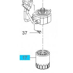 Filtr oleju GM12640445 (Opel Insignia 2.0)