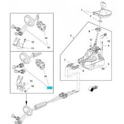 Linka zmiany biegów GM55577542 (Opel Insignia 2.0 manual do 2012)