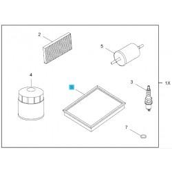 Filtr powietrza 95517666 (Signum, Vectra C)