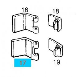 Zawias drzwi tylnych, przednich 9130921 (Astra G,H, Corsa C, Meriva A, Tigra B, Zafira A,B)
