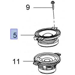 Głośnik deski konsoli przyrządów 13257497 (Adam, Astra J, Cascada, Meriva B, Insignia)