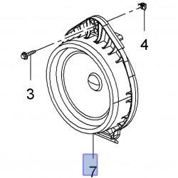 Głośnik niskotonowy drzwi przednich 23206191 (Cascada, Astra J, Insignia)