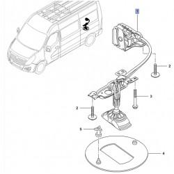 Wciągarka koła zapasowego 95516838 (Movano B)