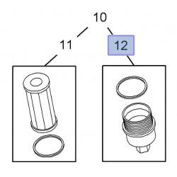 Obudowa filtra oleju 93161666 (Vivaro A, Movano A)