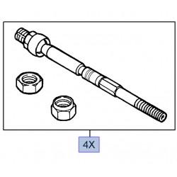 Drążek kierowniczy + zestaw naprawczy 93191529 (Astra G, Zafira A)
